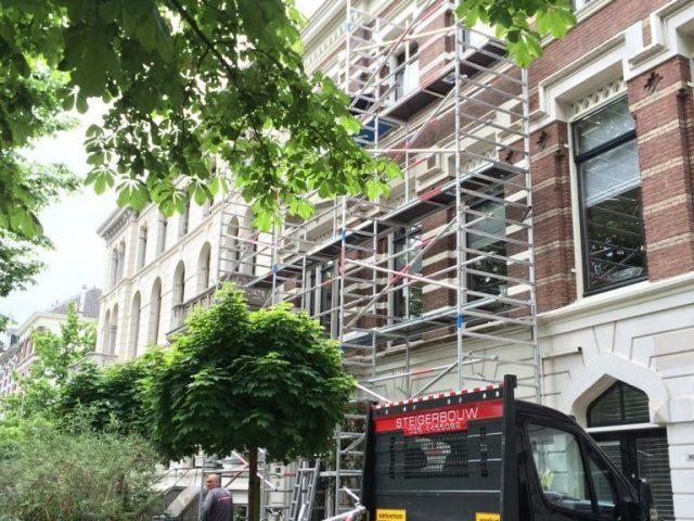 Steigerbouw onderhoudsservice Arnhem